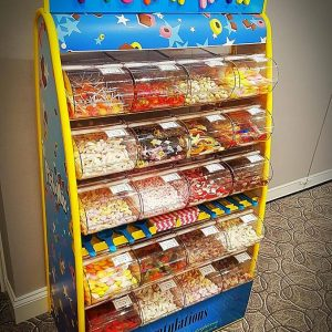Floor Standing Pick & Mix Stand