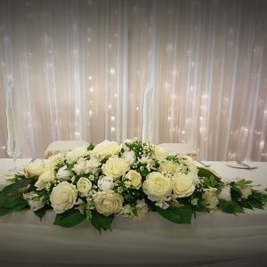 Artificial Top Table Arrangement – Large
