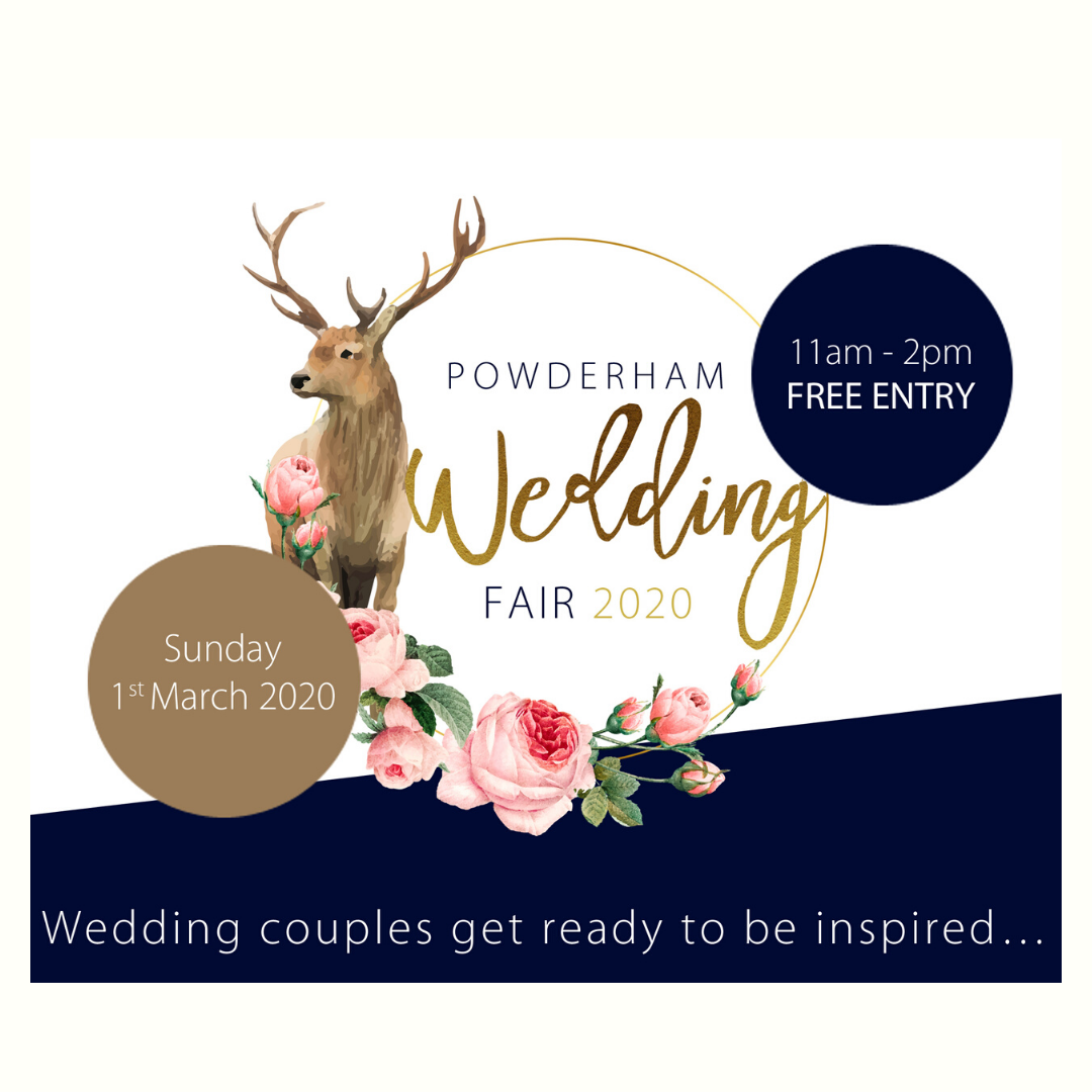 Powderham Castle Wedding Fair - Devon