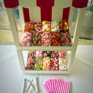 Table Top Pick & Mix Stand