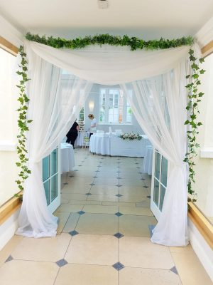 Drapes Rockbeare Manor Exeter
