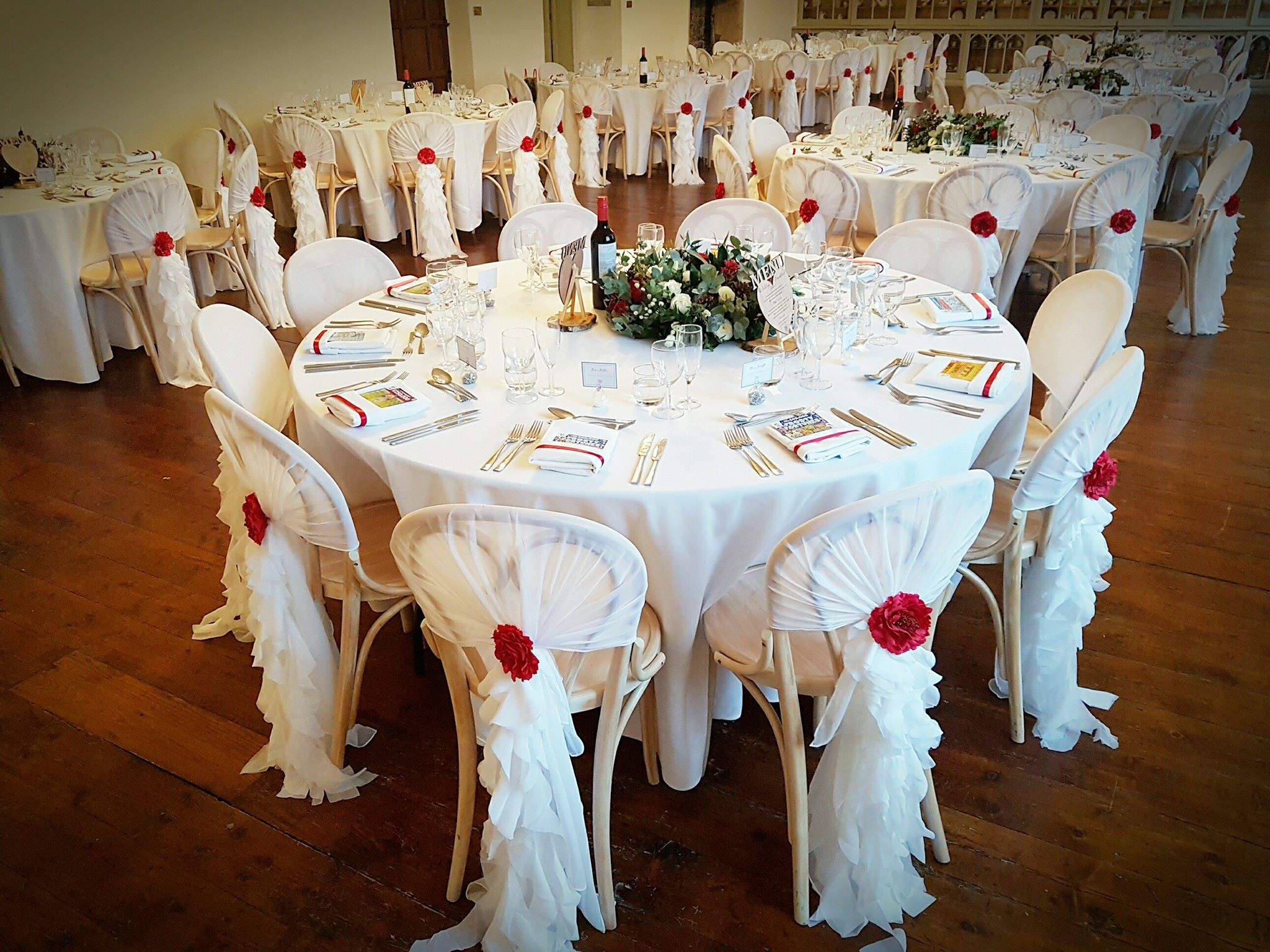 Deluxe Sash Designs The Devon Wedding Company
