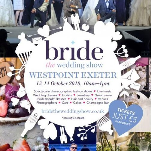 Westpoint Wedding Show, October 2018
