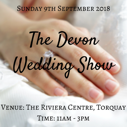 The Devon Wedding Show, September 2018