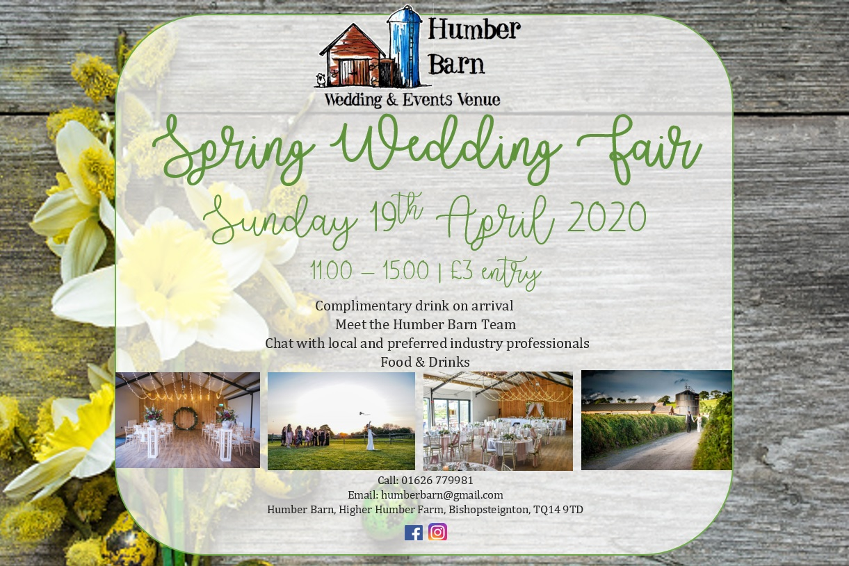 Spring Fair at Humber Barn